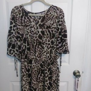 Dress By Jennifer Lopez Size Large
